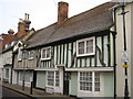 TR0161 : Castle Inn, West Street, Faversham by David Anstiss