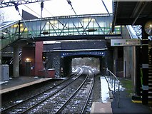 SP0483 : University of Birmingham station by David P Howard