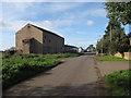 TL4688 : Fallow Corner Drove, Manea by Hugh Venables