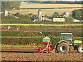 SK3430 : Tractor time! by ROSE BEAVAN