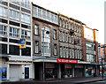 J3374 : Nos 14-16 High Street, Belfast by Albert Bridge