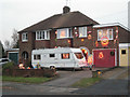 SP1675 : Lights, Poplar Road, Dorridge B93: 1 by Robin Stott
