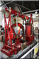 SZ6799 : Eastney Pumping Station - grasshopper beam engine by Chris Allen