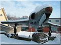 SO4753 : Supermarine Swift in the snow : Week 51