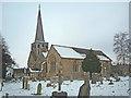 TQ2742 : St Bartholomew's Church, Horley by Ian Capper