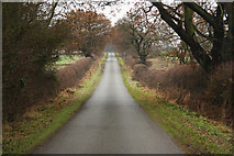 SK7765 : Common Lane by Richard Croft