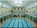 NT2474 : Inside Glenogle Baths, Stockbridge : Week 1