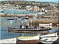 SX9372 : Teignmouth Harbour - the Shaldon Ferry : Week 2