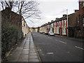 SJ3688 : Treborth Street, Toxteth by John S Turner
