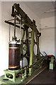 SK5732 : Great Central Railway Ruddington - beam engine by Chris Allen