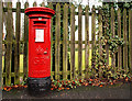 J3270 : Pillar box, Belfast by Albert Bridge