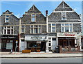 ST5771 : Shop facades in North Street, Bedminster by Anthony O'Neil
