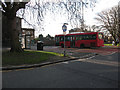 TQ4077 : Bus stand at Blackheath Royal Standard by Stephen Craven