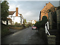 SP1055 : Village street, Exhall B49 by Robin Stott