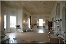 SO8844 : Long Gallery, Croome Court by Philip Halling