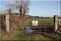 T1858 : Field Entrance by kevin higgins