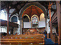 TL4558 : Interior of St Andrew's church by Stephen Craven