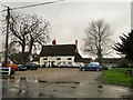 TM0383 : The King's Head, North Lopham by Adrian S Pye