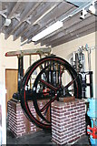 SK3536 : Derby Industrial Museum - grasshopper beam engine by Chris Allen