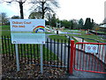 ST6376 : Children's Play Area at Oldbury Court Estate, Bristol by Anthony O'Neil