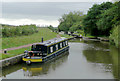 SO9868 : Worcester and Birmingham Canal at Tardebigge Locks by Roger  Kidd