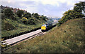 SJ9099 : Railway, Medlock Vale by David Dixon