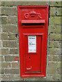 TG3900 : GR wallbox at Nogdam End by Adrian S Pye
