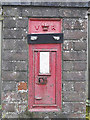 TG2513 : Disused Victorian postbox by Adrian S Pye