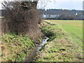TQ4266 : Drain on Bromley Common east of Princes Plain, BR2 (5) by Mike Quinn