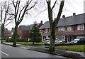 SP0380 : Hawthorne Road, Cotteridge by Nigel Mykura