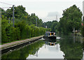 SP0581 : Worcester and Birmingham Canal near Bournville, Birmingham by Roger  Kidd