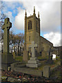 SD7114 : Christ Church Walmsley by David Dixon