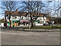 SD9300 : Broadoak Road Post Office by David Dixon