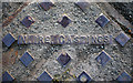 J4583 : Manhole cover, Helen's Bay by Rossographer