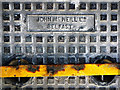 J3575 : Manhole cover, Belfast by Rossographer