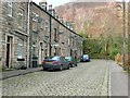 SD9126 : Garfield Street, Vale, Todmorden by Humphrey Bolton