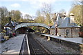 SK3057 : Cromford Railway Station by Ashley Dace