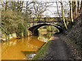 SD7400 : Bridgewater Canal, Worsley Bridge by David Dixon