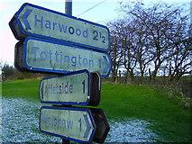 SD7612 : Four Lane Ends by Philip Platt