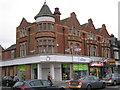 SP0781 : Hedges Buildings, Kings Heath by Michael Westley