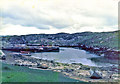 NC4565 : Rispond Pier & Harbour in 1975 by Francis W Chadwick