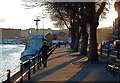 ST5772 : Late afternoon on Mardyke Wharf, Bristol by Anthony O'Neil