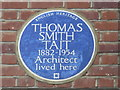 Photo of Thomas Smith Tait blue plaque