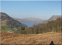 NY3816 : Glenridding and Ullswater Panorama by Gareth Jones