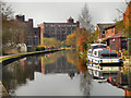 SJ6699 : Bridgewater Canal by David Dixon