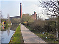 SJ6699 : Bridgewater Canal, Butts Mill by David Dixon