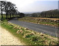 SJ9473 : Looking down Buxton Old Road by Jonathan Kington