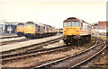 SP0987 : Saltley Depot by Rob Newman