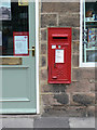 SK2956 : Cromford Tso postbox ref: DE4 931 by Alan Murray-Rust