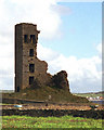R0688 : Liscannor Tower House by Roger Diel